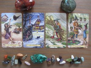 The Everyday Witch Tarot